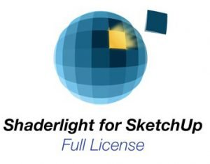 SketchUp Rendering shaderlight